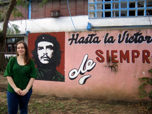 Rachel McCormick - Havana Cuba