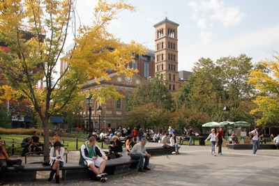 CLACS - Washington Square Park