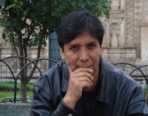 Odi Gonzales Quechua NYU