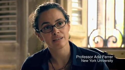 CLACS at NYU Prof Ada Ferrer - PBS Black in Latin America