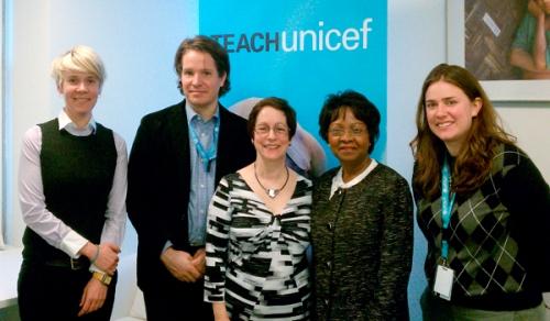 K-12 Educator Workshop - CLACS-Unicef