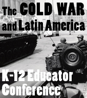 K-12 Educator Conference Cold War CLACS
