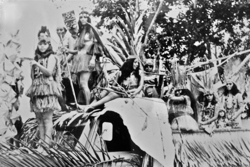 Festival in Leticia, circa 1945 - Archival holdings at the Biblioteca Publica del Banco de la Republica in Leticia