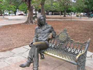 John Lennon in Cuba - Ginsburg