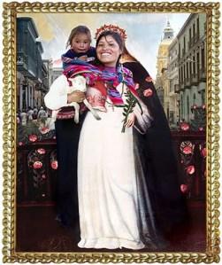 Virgenes Urbanas - Santa Rosa de Lima
