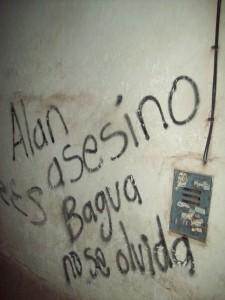 Klassen - Peru - Graffiti