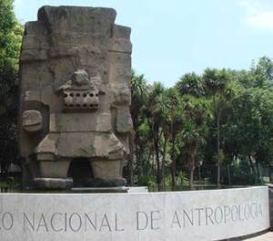 Huizar - Mexico - Museo de Antropologia