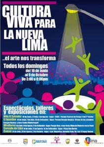 Borrea - Peru - Cultura Viva poster