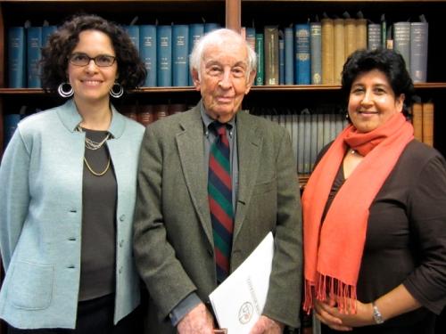 Ada Ferrer, Sidney Mintz, Aisha Khan -- RISM Symposium CLACS at NYU