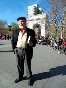 Federico García - CLACS at NYU