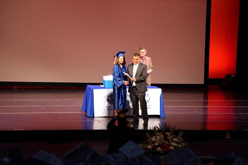 Marisa Cadena Belski - NYC - diploma