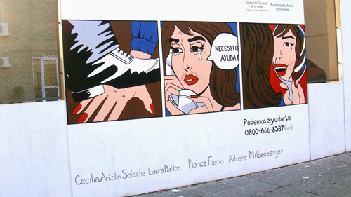 Philips - Argentina - Wall