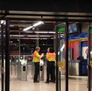Whitney - Spain - Metro