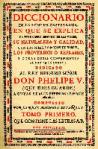 Velayos -Peru- Diccionarios