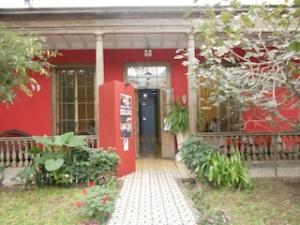 Robles-Moreno - Peru - patio