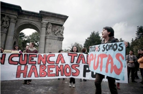 Garriga - Ecuador - Todos somos