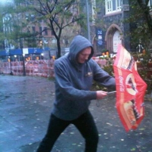 Battling Sandy