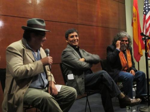 Freddy Roncalla, Odi Gonzales, Manuelcha Prado