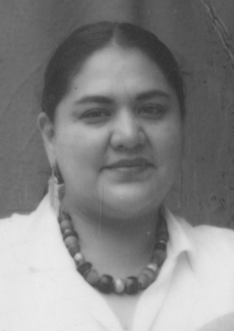 CLACS Affiliated Faculty member, Miryam Yataco