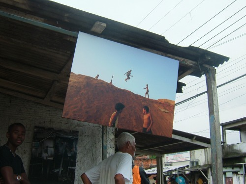 Viva Favela Community Exhibition