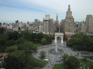 Washington Square Park, NYU