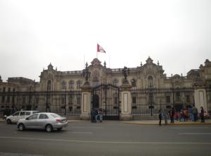Reategui - Peru - Palacio de Gobierno