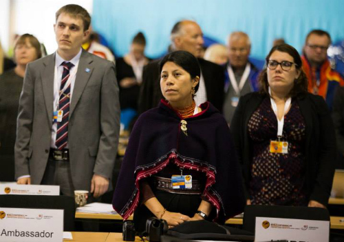 Rimasun Quechua language podcast series NYU CLACS NYC Kichwa Salasaca Ecuador United Nations