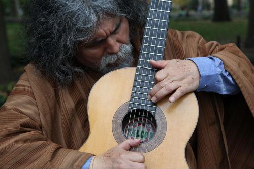 Manuelcha Prado Peru Andean Andes Music Quechua Huayno Ayacucho NYU South America Rimasun