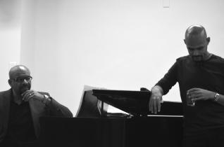 Miguel Zenón and Luis Perdomo