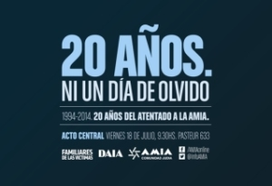 Escobar - Argentina - AMIA