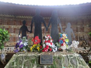 Memorial at El Mozote