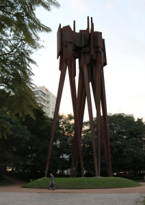 Monument to Castelo Branco, 1979