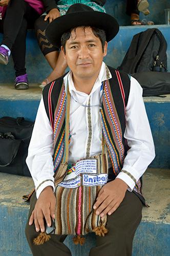 UNIBOL Bolivia Quechua Podcast Chimoré Cultural de la Nación