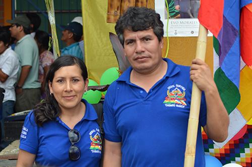 Quechua Yvan Gutierrez Unibol CLACS NYU Rimasun Bolivia Cochabamba Chimore ingenia agronomia forestal fruticultura