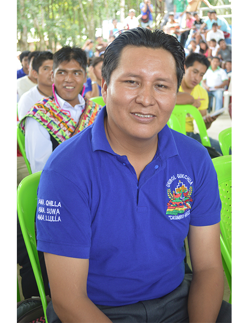 Milton Contreras Orellana Arani Quechua Bolivian Quechua CLACS NYU UNIBOL Cochabamba Chimore