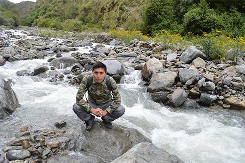 Juan Carlos Romero Ventura quechua Cochabamba Quechua Tupiza Oploca Jara Caravana de llamas CLACS NYU Rimasun