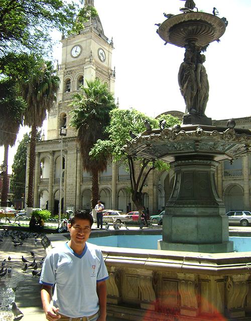 Nestor Negretty Cochabamba Bolivia Quechua Laboratorio de Lenguas Enseñanza del Quechua CLACS NYU Rimasun
