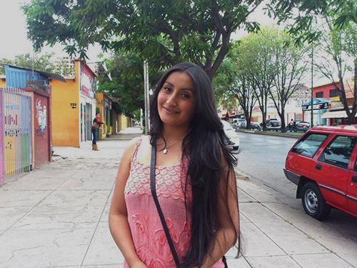 Yasmin Calizaya Quispe Bolivian Quechua Tupiza Sucre Rimasun CLACS AT NYU Bolivia