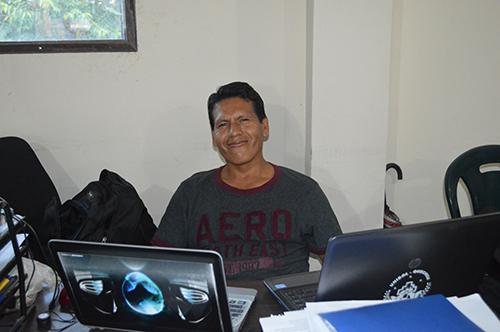 Victor Mamani Yapura, Educacion Intercultural Bilingue, Proeib Andes, Cochabamba, Bolivia, UNIBOL, Quechua CLACS, NYU, Rimasun