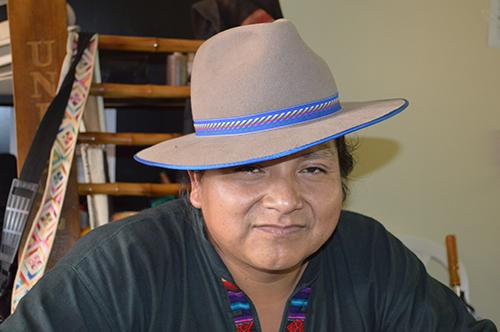 Bolivian Quechua, Cochabamba Quechua, Virgilio Panozo, Chakana, Incas, Conocimientos ancestrales, UNIBOL, Chimore, Universidad Indigena, Cultura de la Nacion Quechua