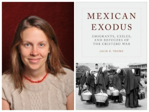 The Catholic University Professor and CLACS '03 Alum and her newest book 'Mexican Exodus'