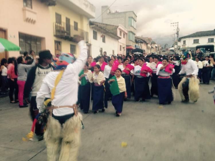 Christensen – Ecuador – IntiRaymi