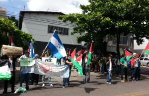 Kawas_Honduras_Protest
