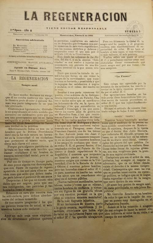 Freeland_Uruguay_Newspaper