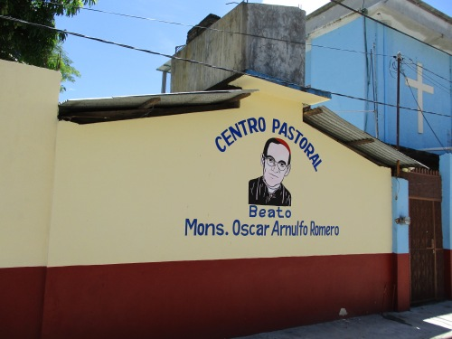 Centro Pastoral Comalapa