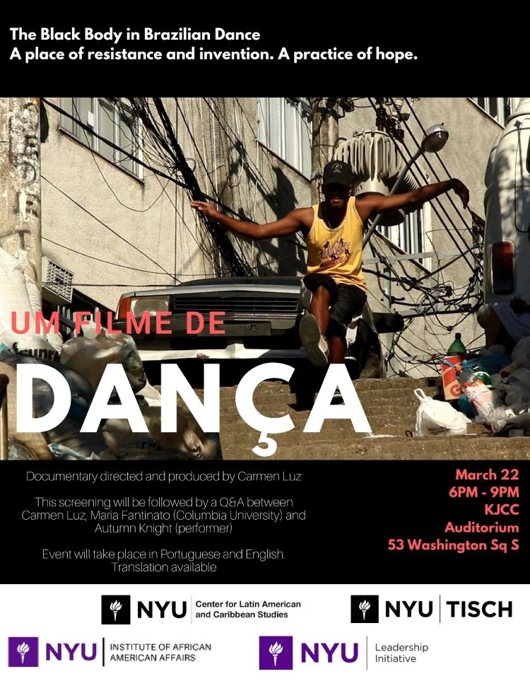 Un filme de danca