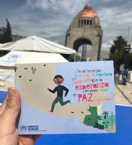 Barrett_Mexico_Migration Postcard