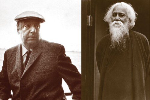 Neruda and Tagore